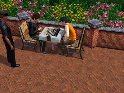46日チェス