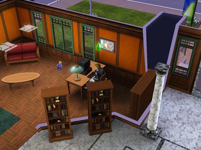 1日目図書館