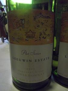 Art Series Chardonnay 2007