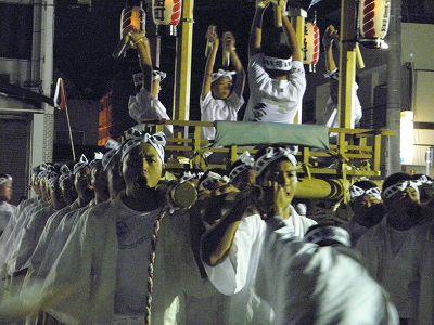 コッコデショ(太鼓山)の練習