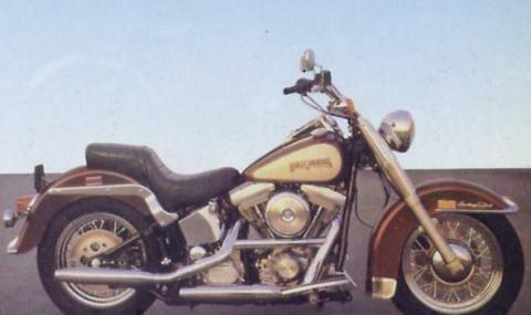 harley FLSTC 1340 Heritage Softail 88