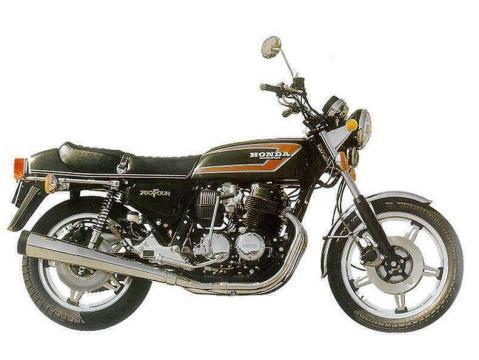 Honda CB750F 77