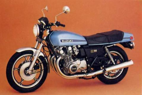 Suzuki GS 1000E 78 1