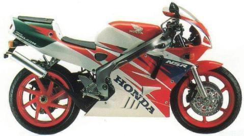 Honda NSR250SP 94