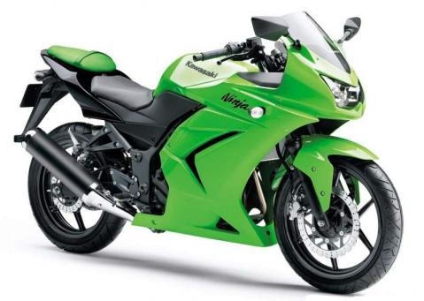 Kawasaki Ninja 250R 10 1