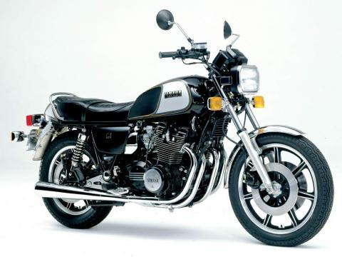 Yamaha XS1100 78
