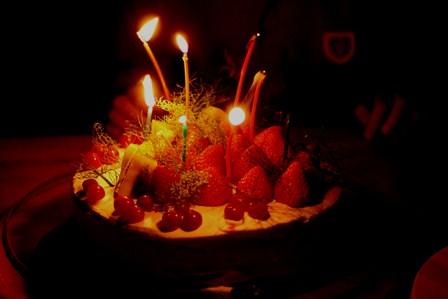 20130609 陽太郎誕生日ケーキ