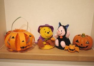 ハロウィン_かぼちゃの手提げ(M)111020