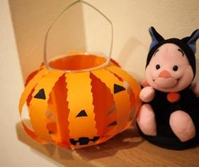 ハロウィン_かぼちゃの手提げ(M)UP 111020