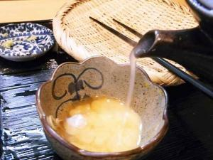 11-8-30 蕎麦湯