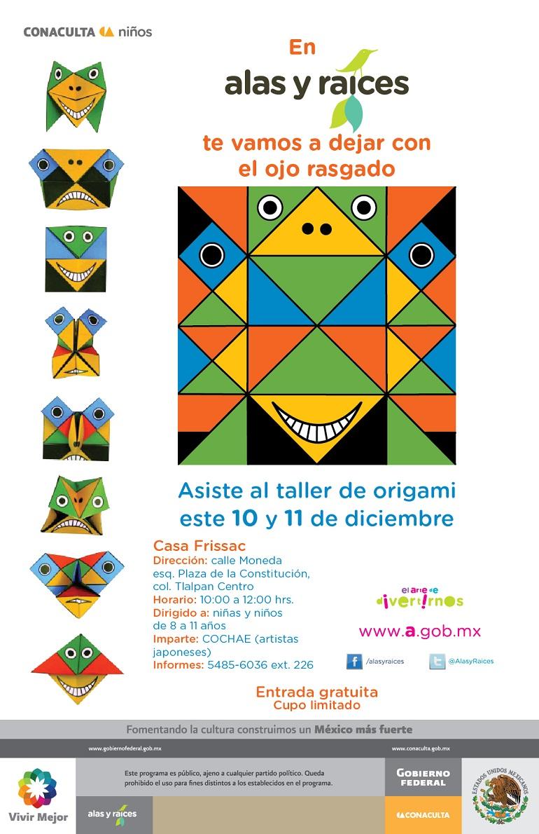 origami taller cochae
