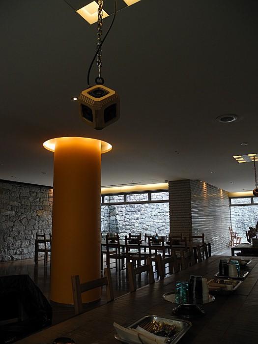 美術館のアジアンレストラン