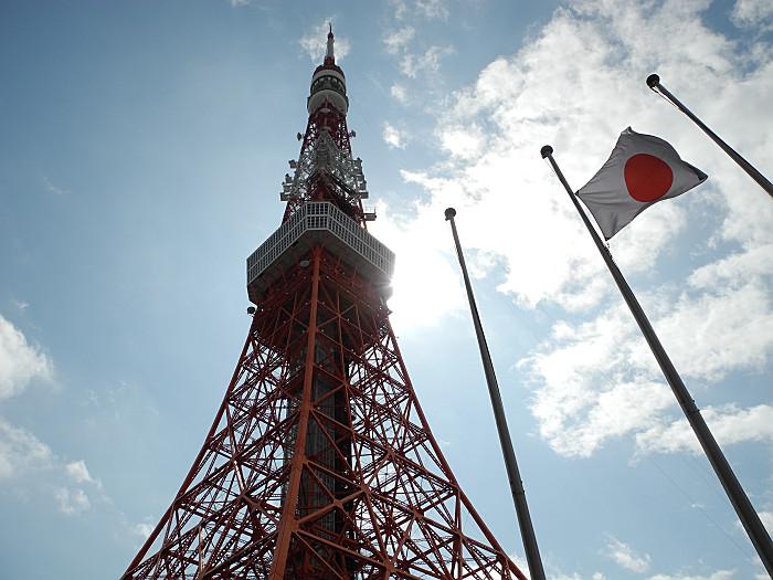 これが東京タワーだ