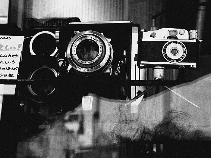 クラシックカメラは楽しい