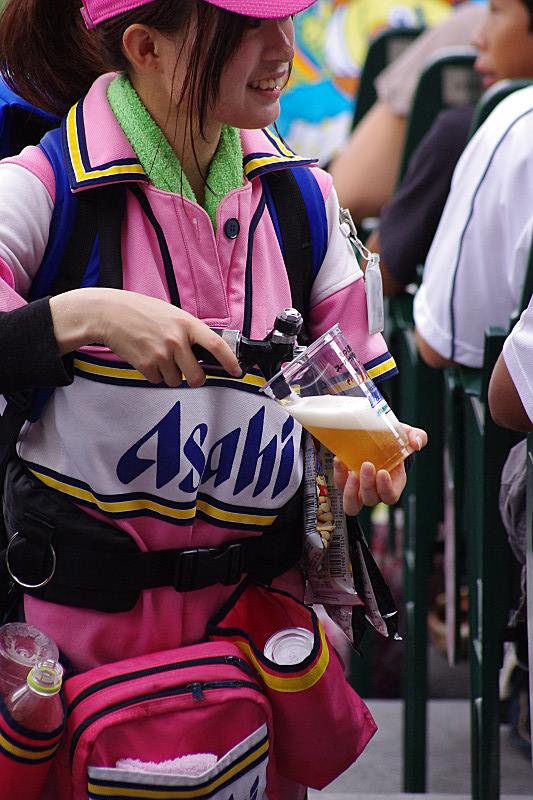 生ビール娘
