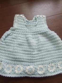 編み物 ワンピース