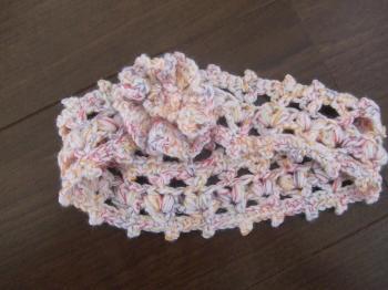 編み物 ヘアバンド