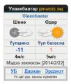 天気予報20140223(!)