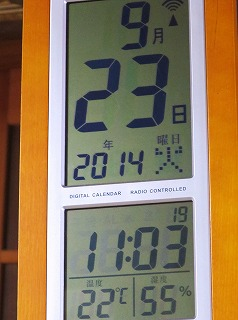 湿度55%