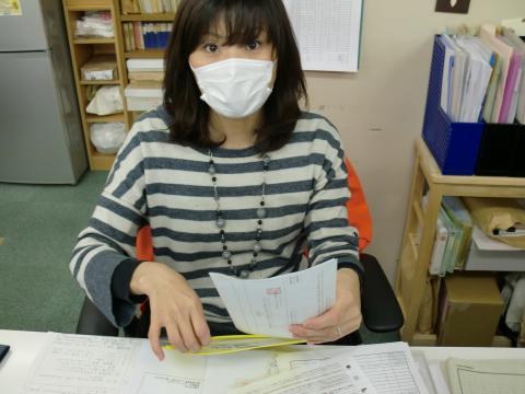 風邪ひいちゃいました
