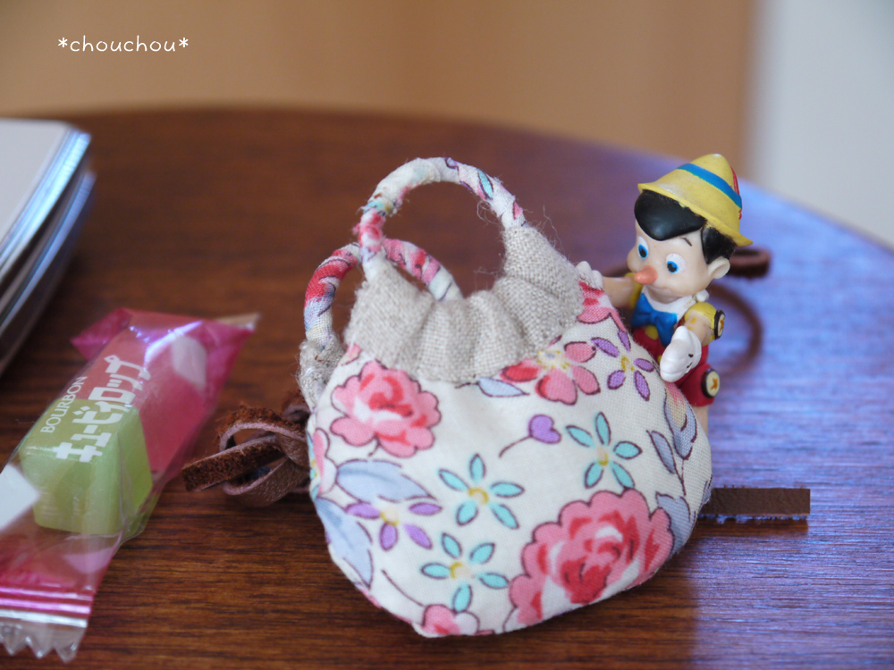 ミニマムバンブー ピノキオ