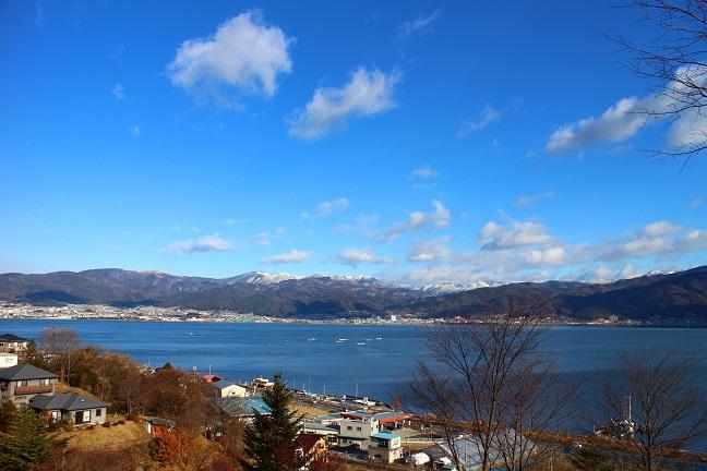 20131216諏訪湖1