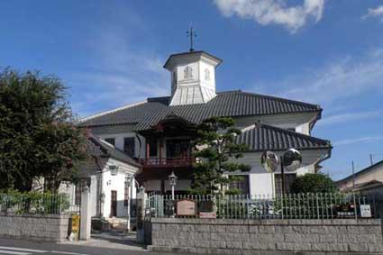滋賀県近江八幡市:八幡小学校