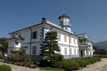 長野県松本市:開智学校