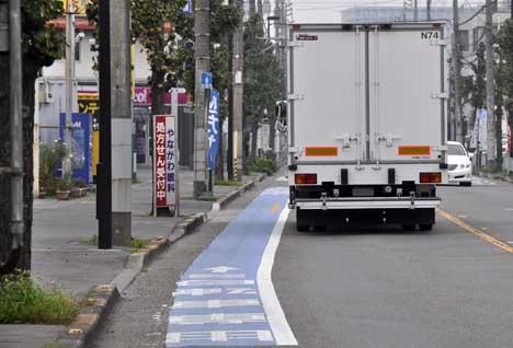 歩道自転車02