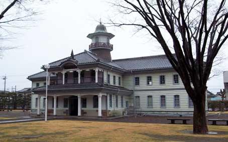 水海道小学校本館