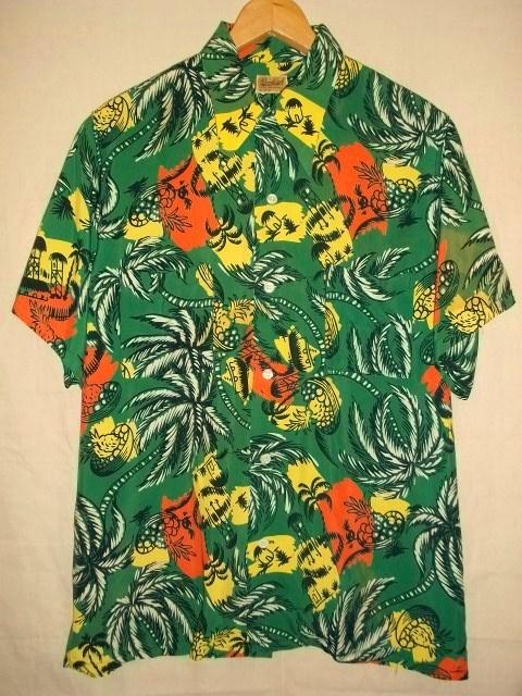 ハワイアン 001