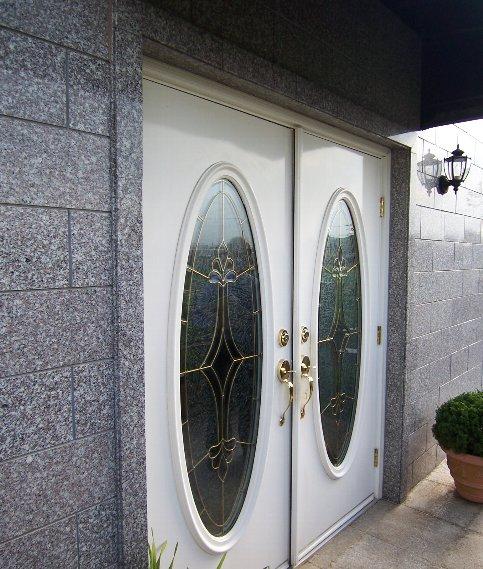 玄関トリアノン