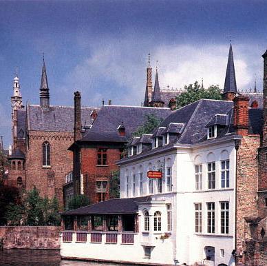 ヨーロッパの建物写真