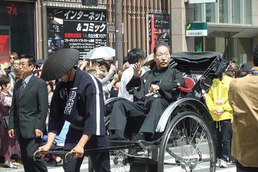 2012年4月29日 お練り⑤