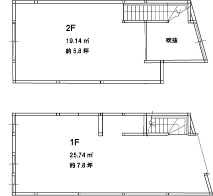 植原店舗図