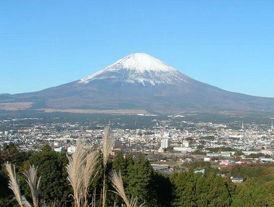 富士山ー♪