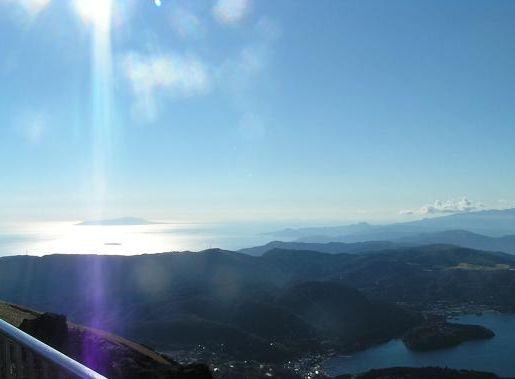 駒ケ岳山頂からの眺め