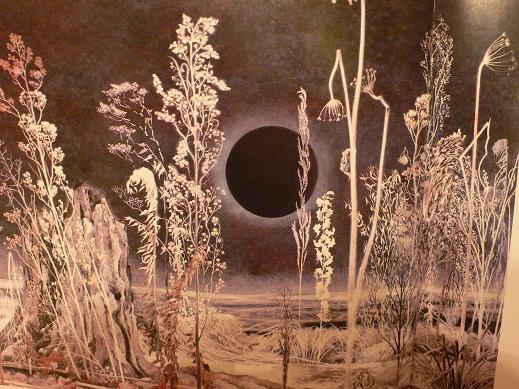 120216関口雄揮画伯1977年作品凍原