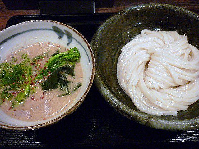 春のつけ麺