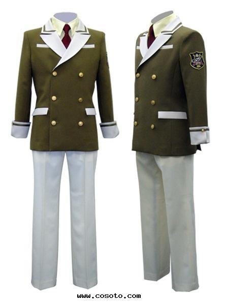 星奏学院普通科 男子制服