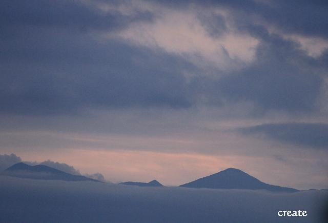 DPP0 668 117雲海と夕景0443