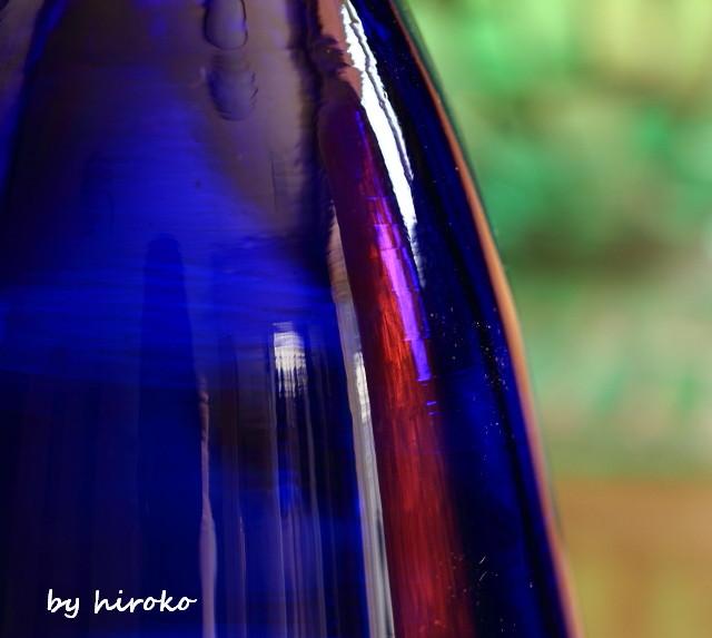 035 グラスと光のアート