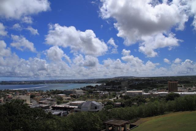 292アプガン砦からの眺め
