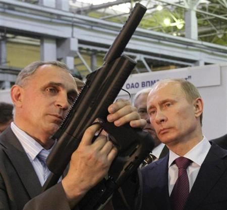プーチン殺し指示