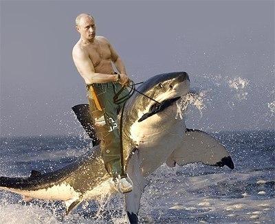 プーチンステップ
