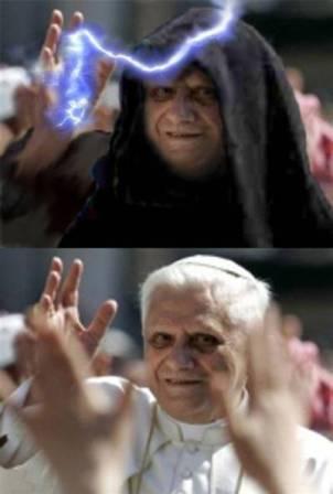 法王暗黒面