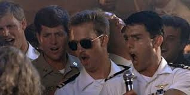 トムとグース歌う