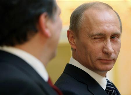 プーチンウインク