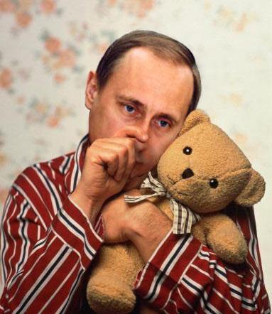プーチン熊