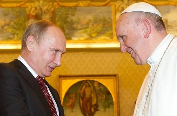 プーチン法王